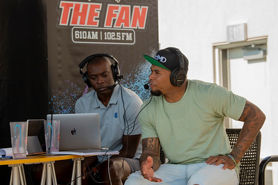Steve Smith Family Foundation's Tee Up For Health @ Topgolf 9-9-19 by Ed Chavis & Jon Strayhorn