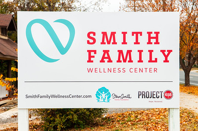 Smith Family Wellness Center Dedication Ceremony 11-28-16 by Jon Strayhorn