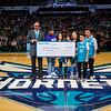 Steve Smith Night @ The Charlotte Hornets 3-10-18 by Jon Strayhorn