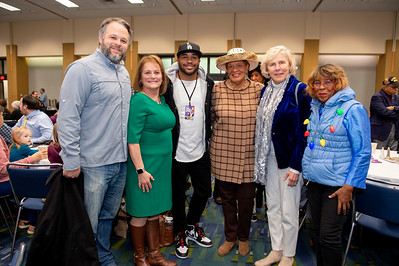 Steve Smith Sr Grand Marshall Novant Thanksgiving Parade 11-28-19 by Jon Strayhorn