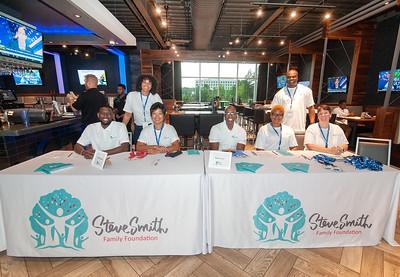 Steve Smith Family Foundation Tee Up For Health @ Topgolf 9-10-18 by Jon Strayhorn