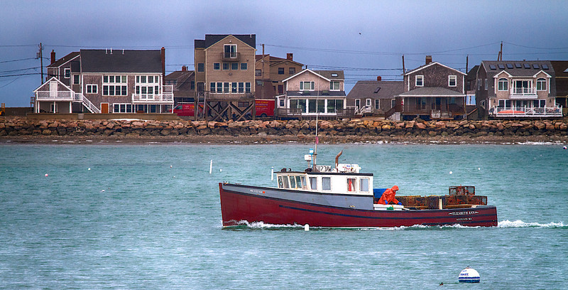 Returning to Scituate Harbor v2