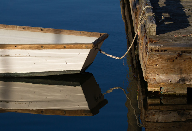 Plymouth Harbor Dinghy