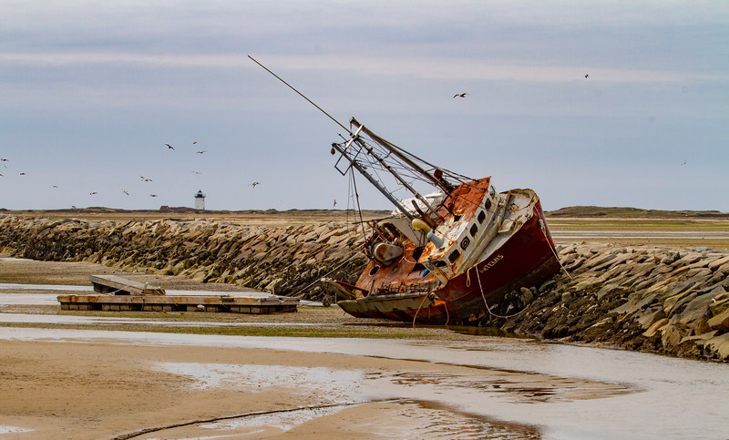 Provincetown Wreck