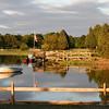 Bright Rails at Bluefish River