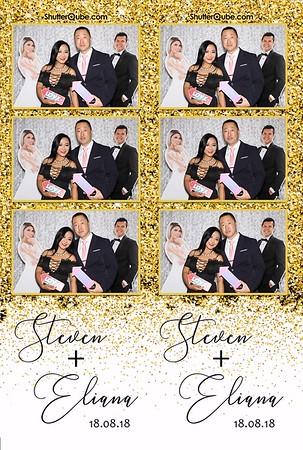 Steven & Eliana 08/18/18, Houston, TX