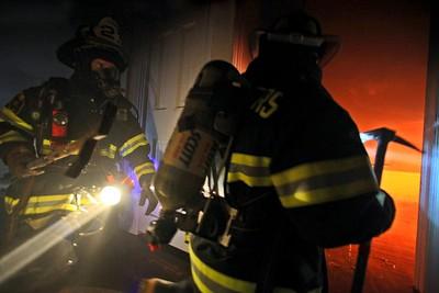 Flanders Fire Department, East Lyme, CT