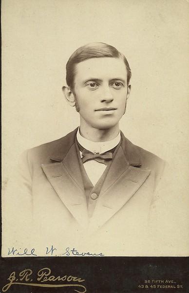 Will W. Stevens