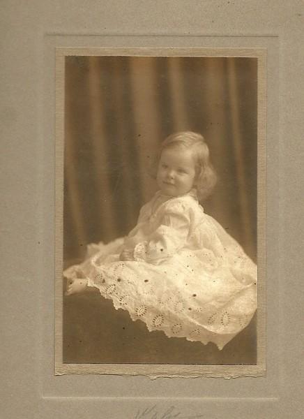 Delpha Stevens 1907
