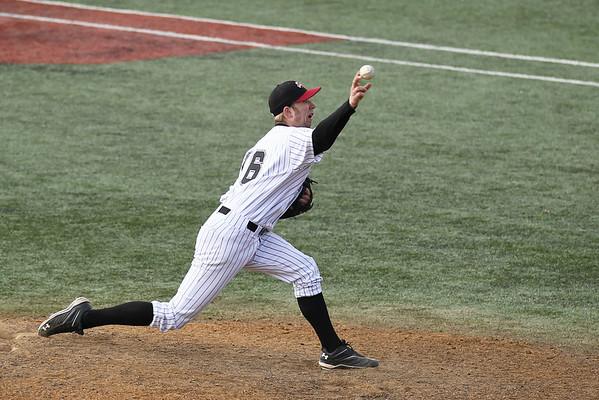 Stevens Baseball v St John Fisher - Game 2 - April 2 2011