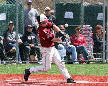 Stevens Baseball v Utica 180429
