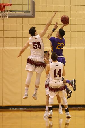 Stevens Basketball v Alfred 180209