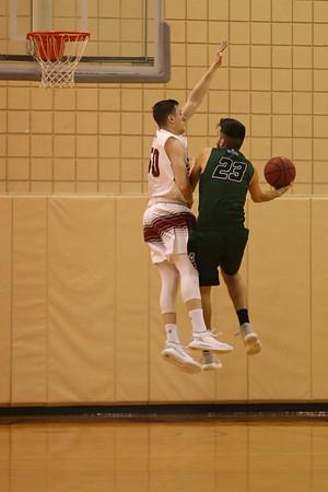 Stevens Basketball v Sage 180111