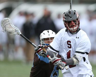 Stevens Men's Lacrosse v Tufts March 16 2013
