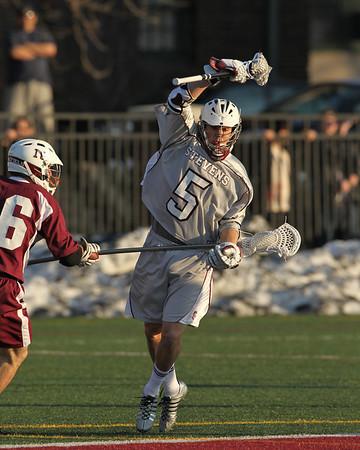 Stevens Men's Lacrosse v Springfield - Mar 7 2010