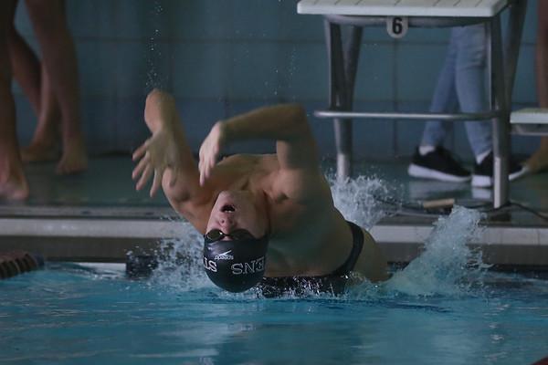 Stevens Swimming v TCNJ 180121