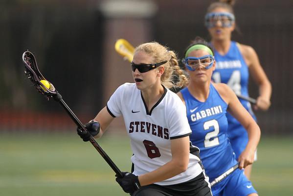 Stevens Women's Lacrosse v Cabrini April 24 2010