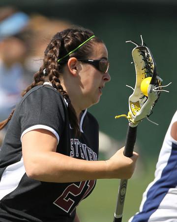 Stevens Women's Lacrosse v Utica - April 3 2010