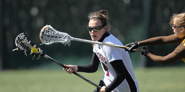 Stevens Women's Lacrosse v Rowan March 26 2011