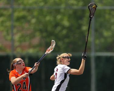 Stevens Women's Lacrosse v RIT May 7 2011