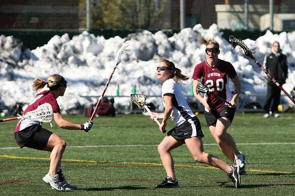 Stevens Women's Lacrosse v Union - Mar 6 2010