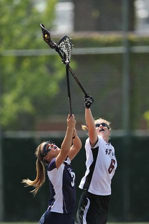 Stevens Women's Lacrosse v Ithaca May 8 2011
