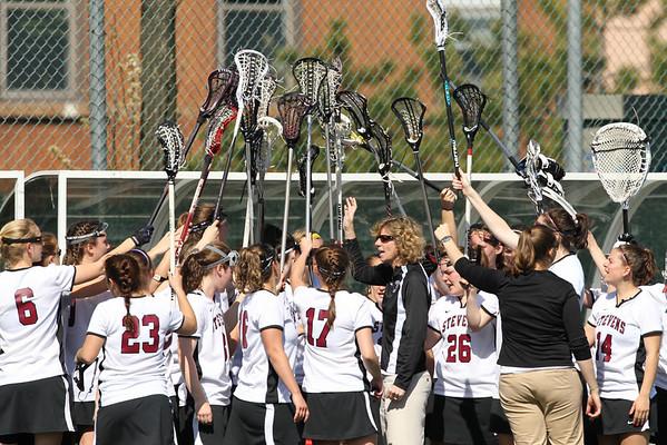 Stevens Women's Lacrosse v Alfred - April 2 2010