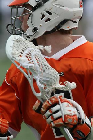 Stevens Men's Lacrosse v RIT - April 4 2008