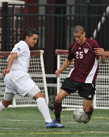 Stevens Men's Soccer v Swarthmore - Sept 13 2008