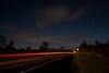 Volcano Highway at night around Ali Koa