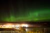Aurora Over Homer Alaska