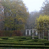 The maze at Chenonceau