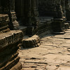 3rd level passage at Bayon