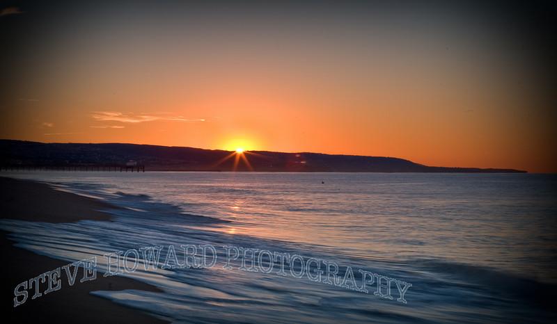 Corona Del Mar Sunrise