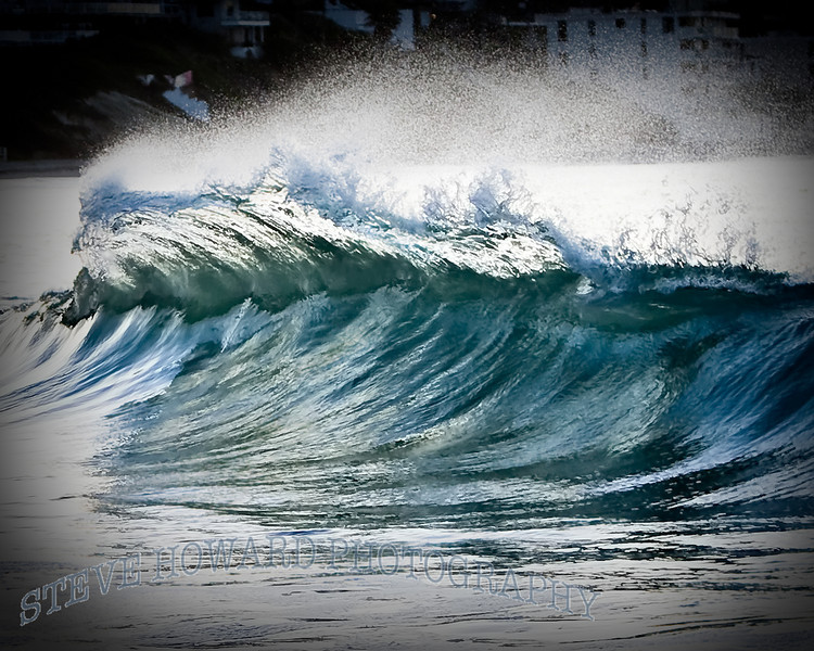 Laguna Main Beach Wave