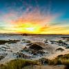 Oceano Dunes Sunrise Pano