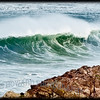 Big Sur Rock and Wave