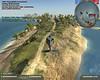 Assault capture point on Wake Island via BlackHawk