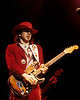 Stevie Ray Vaughan performs at the Warfield Theater in San Francisco in November 1984.