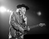 Stevie Ray Vaughan performing live at the Greek Theater in Berkeley, CA on October 11, 1985.