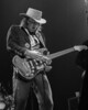 SAN FRANCISCO, CA-NOVEMBER 24: Stevie Ray Vaughan performs at the Warfield Theater in San Francisco, CA on November 24, 1984. (Photo by Clayton Call/Redferns)