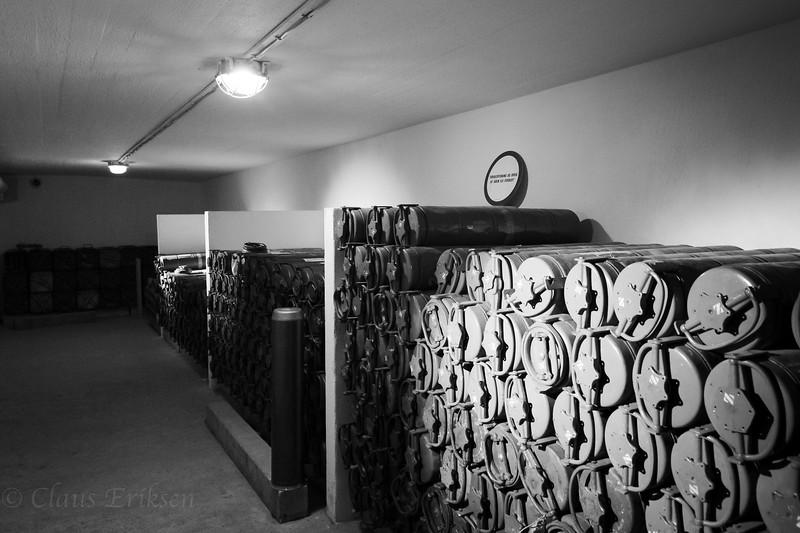 Propellant storage