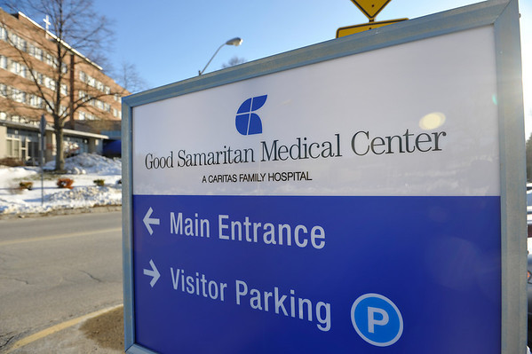 HOSPITAL EXTERIORS AND SIGNAGE
