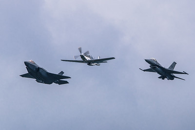 Commemorative Flight