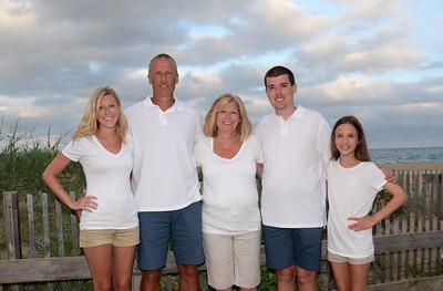Stewart Family Beach Portraits Aug. 2, 2016