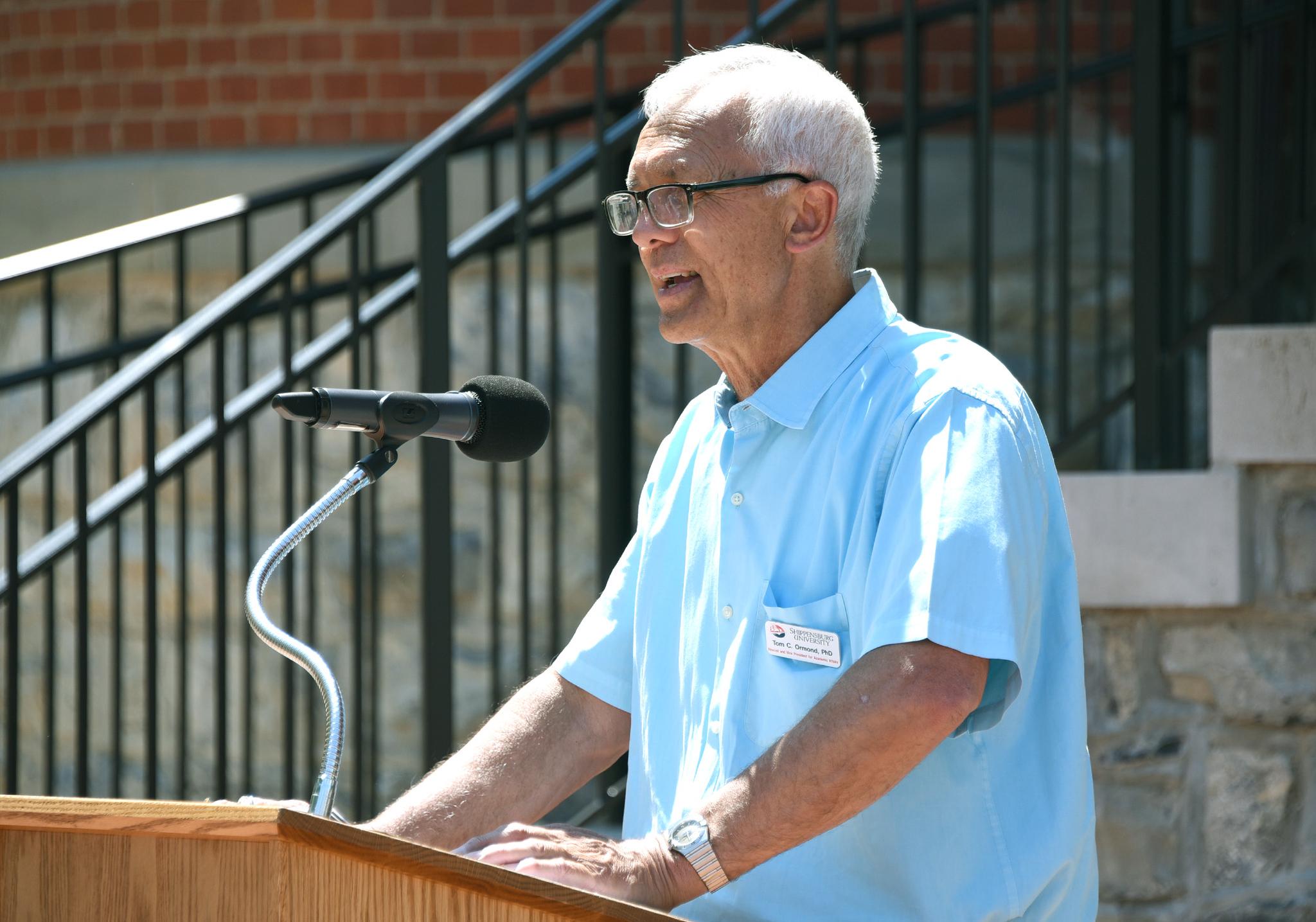 Dr. Tom Ormond