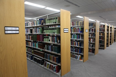 Stewart Library Grand Re-opening