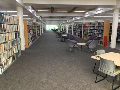 Stewart Library Renovations 2017