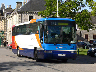 Highland Country Stge 52202 High St Grantown 1 Aug 09