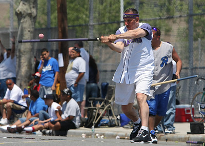 Stickball NY Emperors Memorial Day 2008 - Ravens